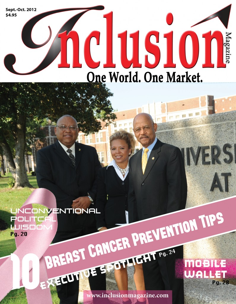 Inclusion Magazine Cover Sept Oct